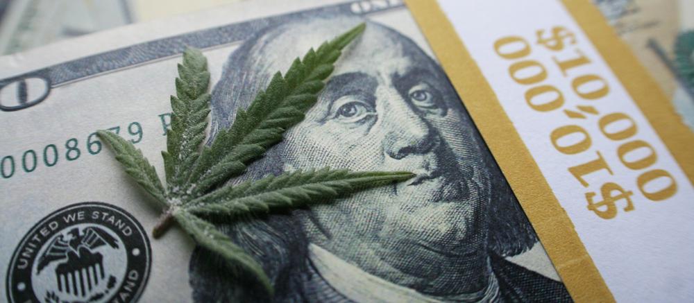 marijuana business capital