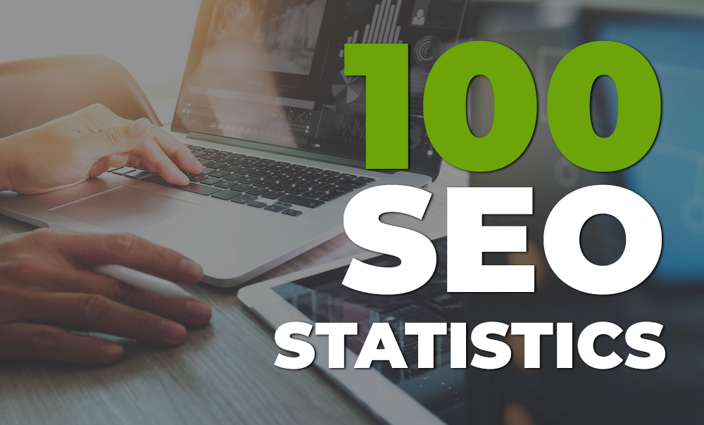 100 seo statistics