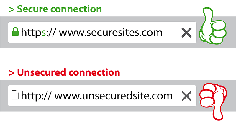 secure vs insecure content https seo