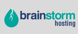 brainstorm hosting logo