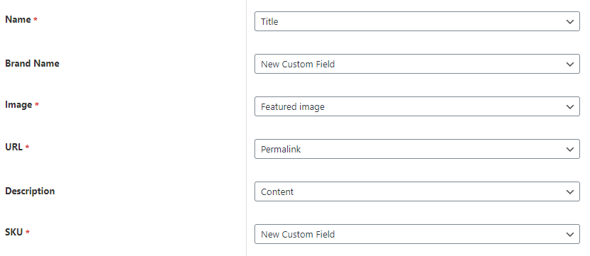 schema pro settings