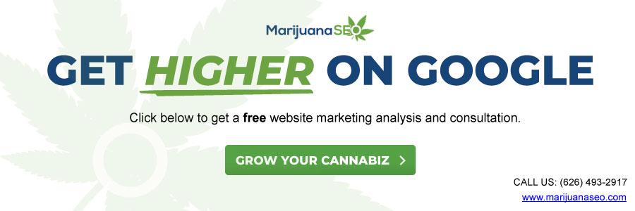 marijuana seo ad
