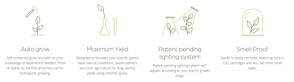 seedo growing system
