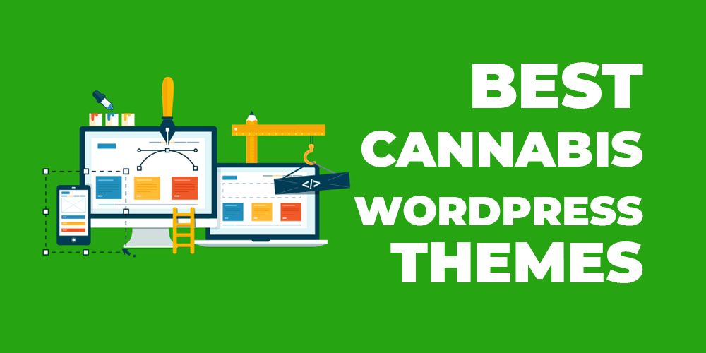 13 Best WordPress Themes for Cannabis Companies 3
