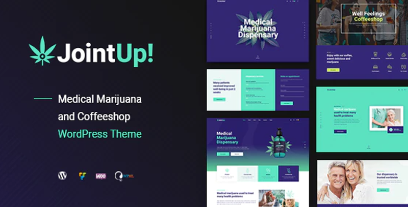jointup cannabis theme
