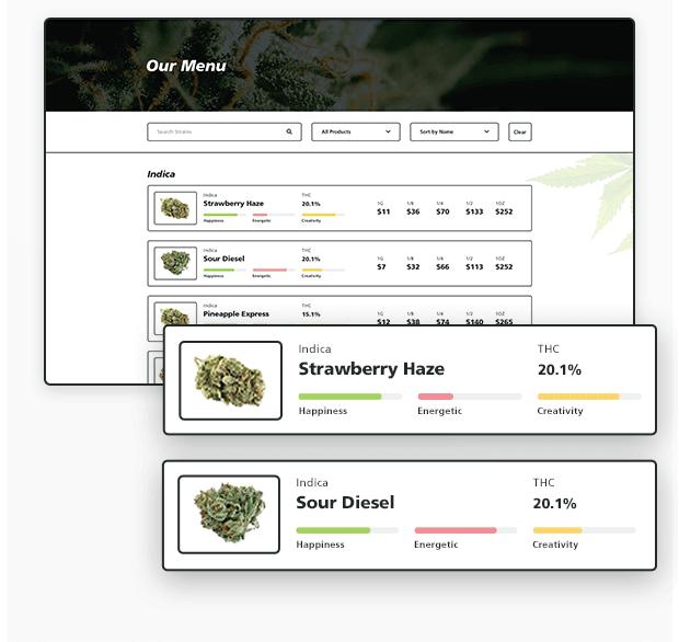 medibuds theme cannabis