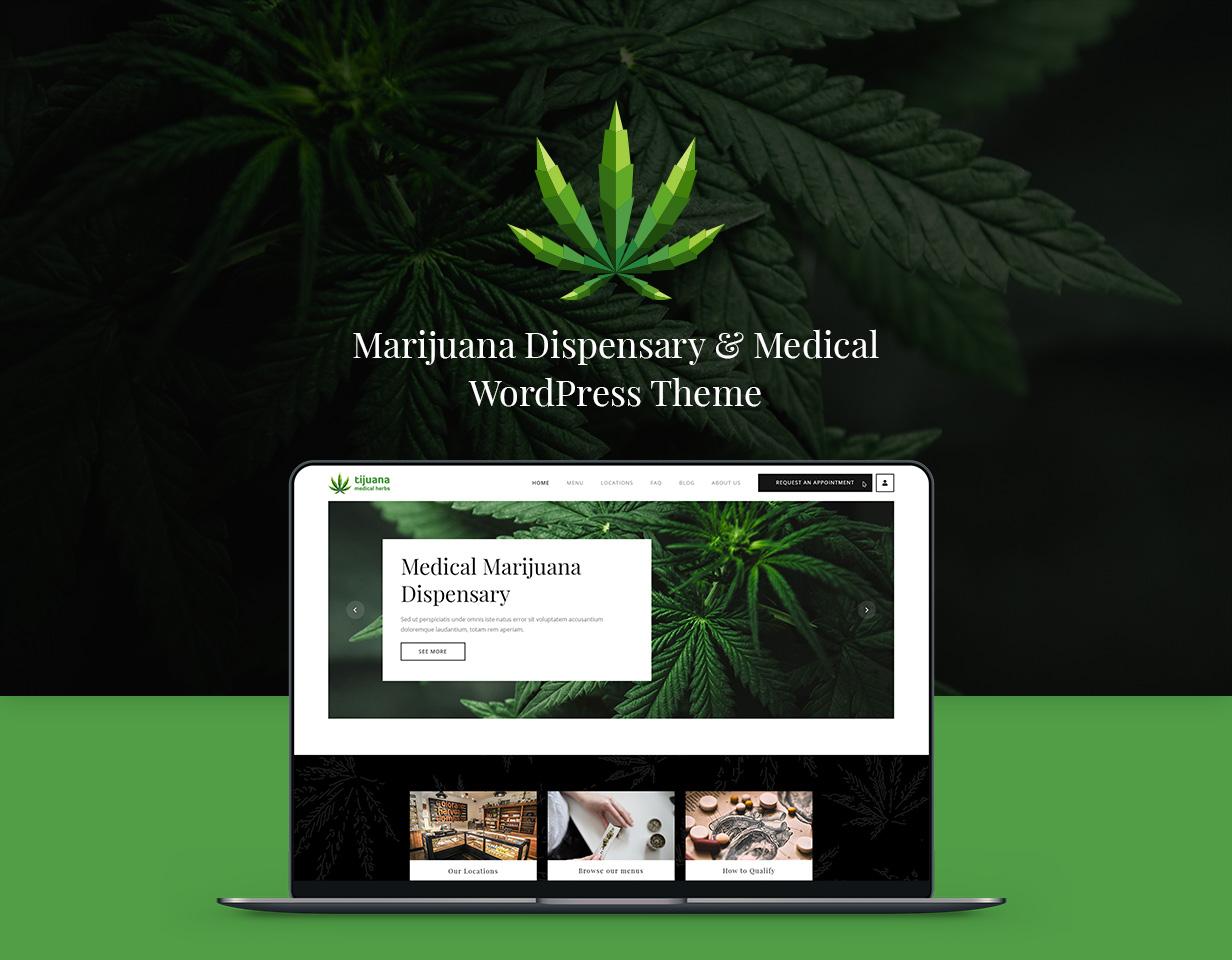 tijuana medical marijuana theme