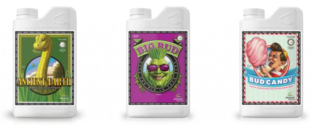 advanced nutrients cannabis company