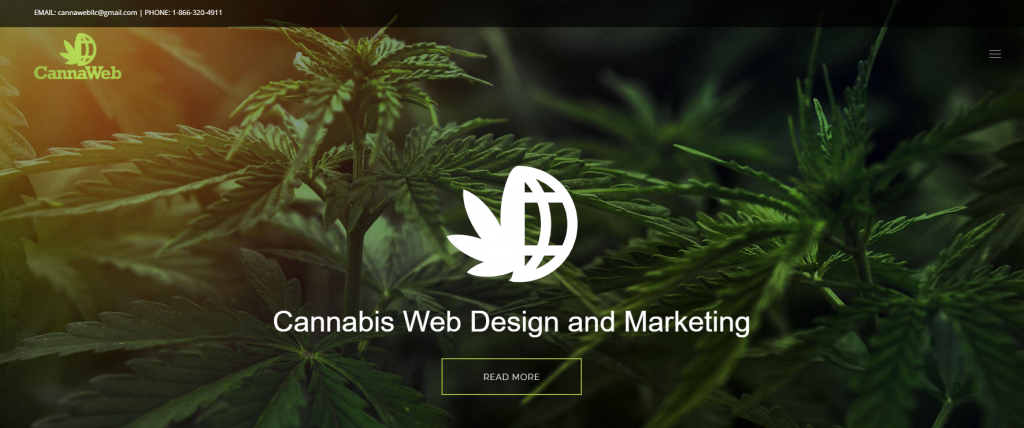 cannabis web designers